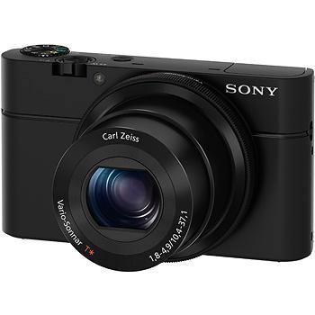 Sony Cyber-shot DSC-RX100, kamera