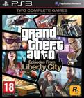 Grand Theft Auto (GTA): Episodes From Liberty City, PS3-peli