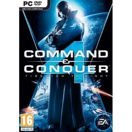Command & Conquer 4: Tiberian Twilight, PC-peli