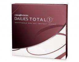 Dailies Total1, kertakäyttöiset piilolinssit 90 kpl