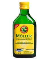 Möller, kalanmaksaöljy 250 ml
