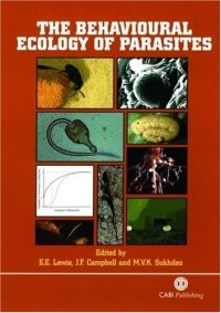Behavioural Ecology of Parasites, kirja