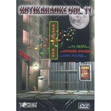 Kotikaraoke 11, karaoke-DVD