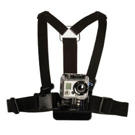 GoPro Chest Mount Harness valjaat