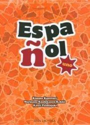 Espanol uno - Espanjaa aikuisille, kirja