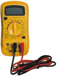 Digitaalinäyttöinen yleismittari 290-A1-MAS830