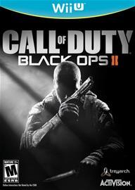 Call of Duty: Black Ops 2, Nintendo Wii U -peli