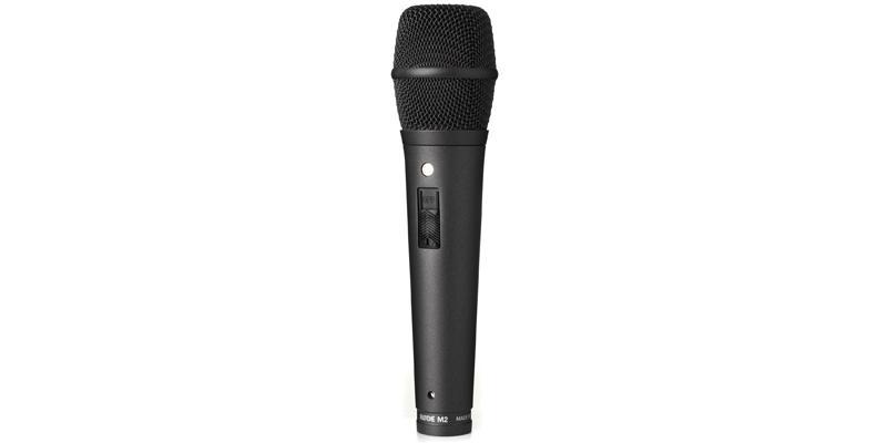 RØDE M2, mikrofoni