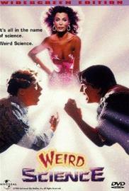 Lisa - unelmien nainen (Weird Science, Blu-Ray), elokuva