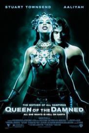 Kadotettujen kuningatar (Queen of the Damned, Blu-Ray), elokuva