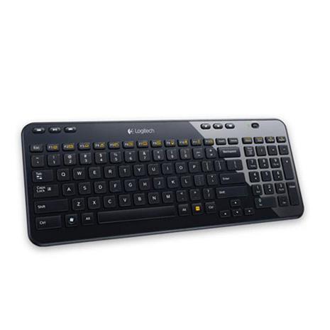 Logitech Wireless Keyboard K360, näppäimistö