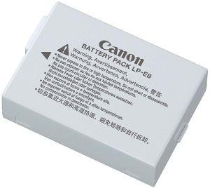 Canon LP-E8 (tai vastaava) akku