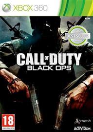 Call of Duty: Black Ops, Xbox 360 -peli