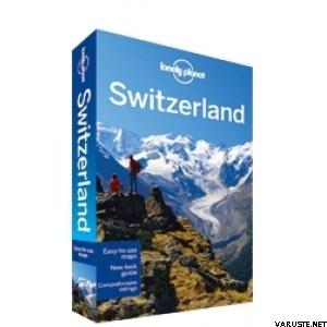 Lonely Planet Switzerland (Sveitsi)