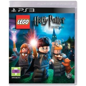 Lego Harry Potter Years 1 - 4, PS3-peli