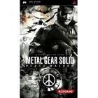 Metal Gear Solid: Peace Walker, PSP-peli