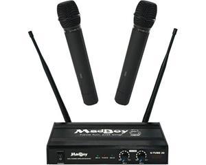 MadBoy U-TUBE20, langaton mikrofonisetti
