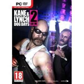 Kane & Lynch 2: Dog Days, PC-peli