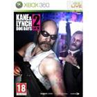 Kane & Lynch 2: Dog Days , Xbox 360 -peli