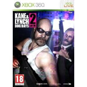 Kane & Lynch 2: Dog Days, Xbox 360 -peli