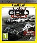 Race Driver: GRID Reloaded, PS3-peli