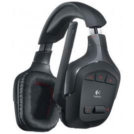 Logitech G930, kuulokkeet