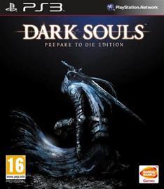 Dark Souls: Prepare to Die Edition, PS3-peli