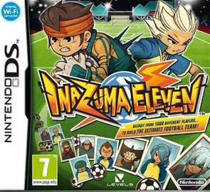 Inazuma Eleven, Nintendo DS -peli