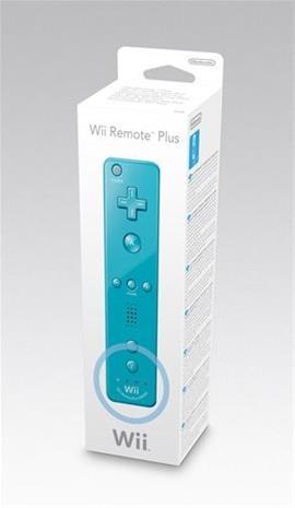 Nintendo Wii Remote Plus, peliohjain