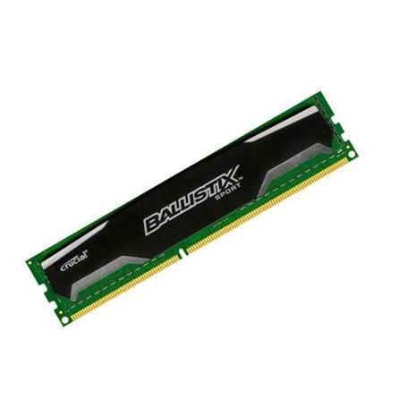 8 GB , 1600 MHz DDR3, keskusmuisti