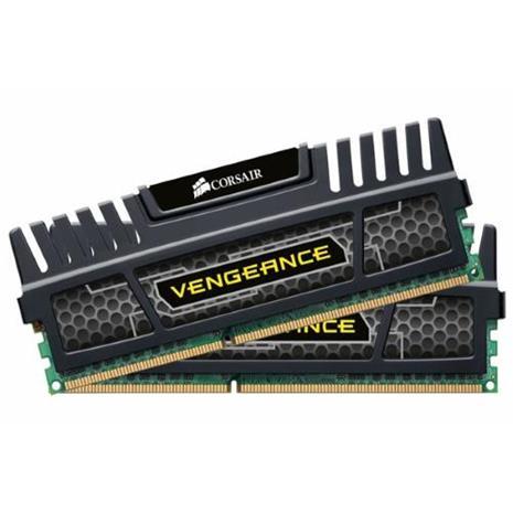 16 GB, 1600 MHz DDR3 (2 x 8 GB kit), keskusmuisti