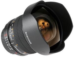 Samyang 14mm f/2.8 ED AS IF UMC, objektiivi