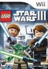 Lego Star Wars III (3): The Clone Wars, Nintendo Wii -peli