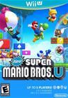 New Super Mario Bros. U, Nintendo Wii U -peli