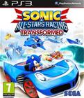 Sonic & All-stars Racing: Transformed, PS3-peli