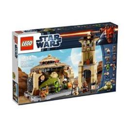 Lego Star Wars 9516, Jabban palatsi