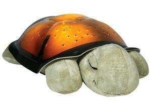 Cloud B Twilight Turtle, pehmoyövalaisin/projektori