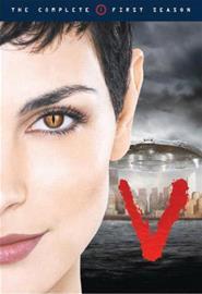 V: kausi 1 (Blu-ray), TV-sarja