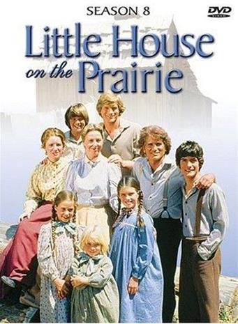 Pieni talo preerialla (Little House on the Prairie): kausi 8, TV-sarja