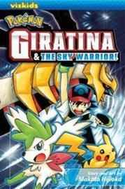 Pokemon: Giratina and the Sky Warrior! (Makoto Hijioka), kirja