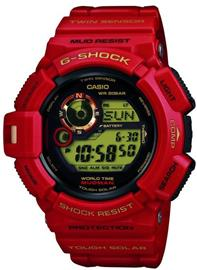 Casio G-Shock 30th Anniversary Limited Edition G-9330A-4ER, rannekello