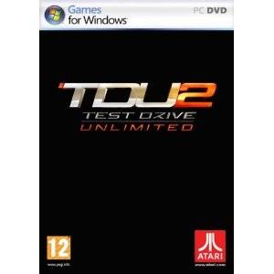 Test Drive Unlimited 2, PC-peli