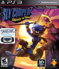 Sly Cooper: Thieves in Time, PS3-peli