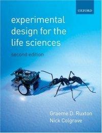 Experimental Design for the Life Sciences, kirja