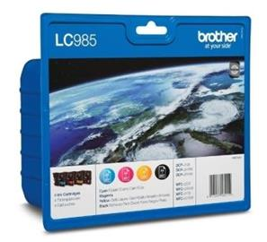 Brother LC985VALBPDR, mustekasetti