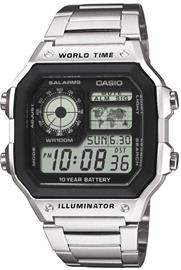 Casio Collection AE-1200WHD-1A, rannekello