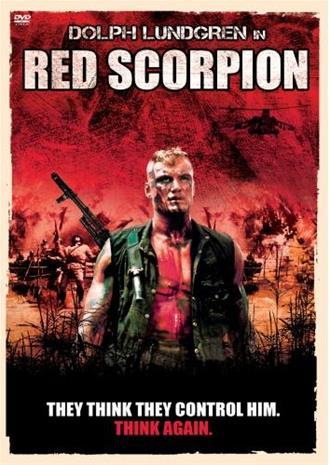 Punainen skorpioni (Red Scorpion), elokuva