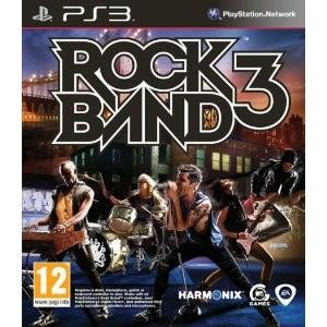 Rock Band 3, PS3-peli