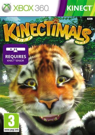 Kinectimals, Xbox 360 -peli