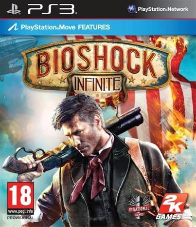 Bioshock Infinite, PS3-peli